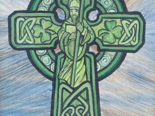 St. Patrick Celtic Cross