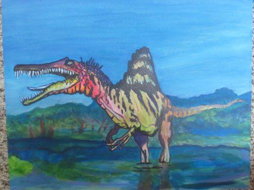 Dinosaur Working