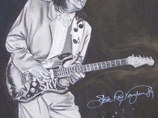 Stevie Ray Vaughan 2