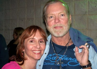 Gregg Allman and I