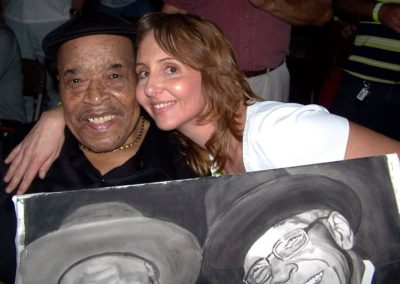 James Cotton and I (2)