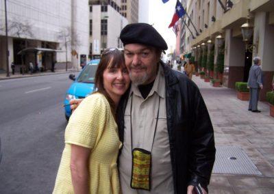 dr john and i