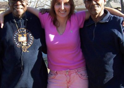 me with bob stroger and willie big eyes smith