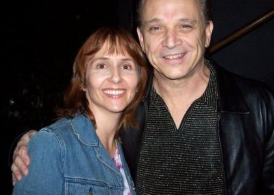 me with jimmie vaughan